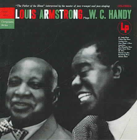 LOUIS ARMSTRONG PLAYS WC HAND BY ARMSTRONG,LOUIS & T (CD)